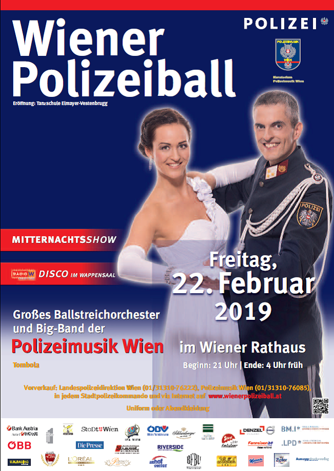 Polizeiball2019_Plakat
