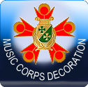 ICON - music corps decoration