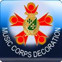 Ehrenzeichen des Musikkorps