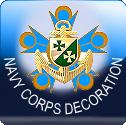 Navy Corps Ehrenzeichen