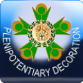 ICON - plenipotentiary decoration