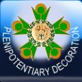 ICON - plenipotentiary decoration