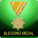 CSLI-Blessing Medal