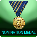 CSLI-Nomination Medal