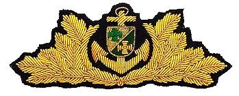 A zugeschnitten Bewährungsabzeichen GOLD 350