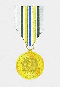 Covid Medallen GOLD