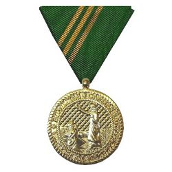 Lazarus Medal