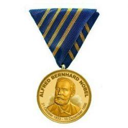 Nobel Medaille 2017
