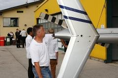 Flugtag 2012 Vorbereitung
