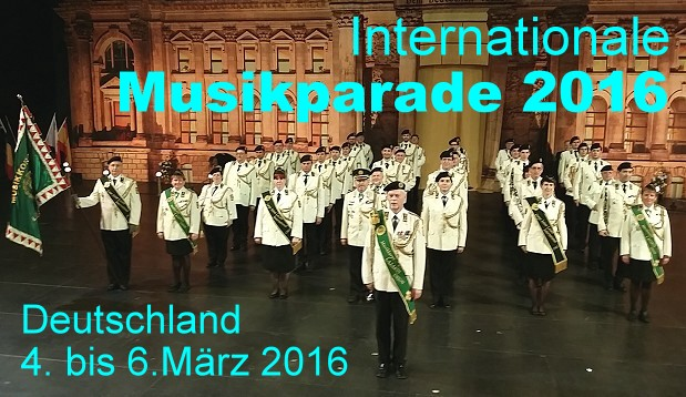 Internationale Musikparade 2016