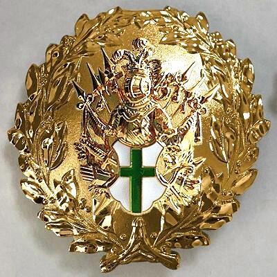 Formationsabzeichen GOLD roh 400 ERI