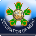 ICON - decoration of merit