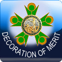 ICON - decoration of merit