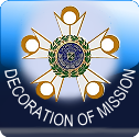 ICON - decoration of mission