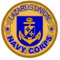 CSLI Navy Corps mit Schrift 200